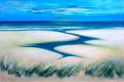11-002 - Low Tide at Holkham - SOLD