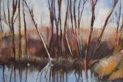 10-010 - River Reflection I - SOLD