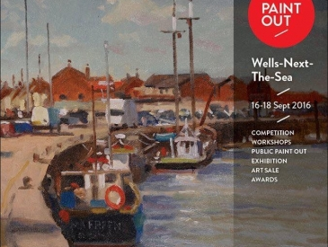 Paint Out Wells Sept 2016