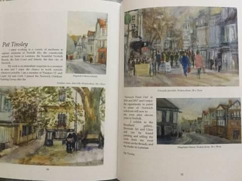 Norwich Outdoor Painters - June 2018
